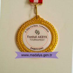 furbol-turnuva-madalyası-örneği