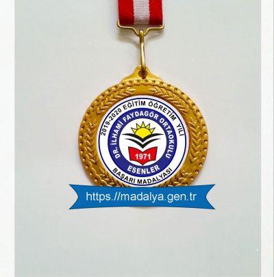 madalya-dünyası