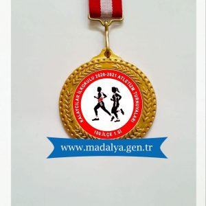 koşu madalyası