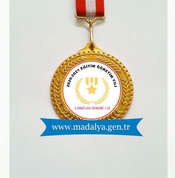 deneme-sınavı-madalyası